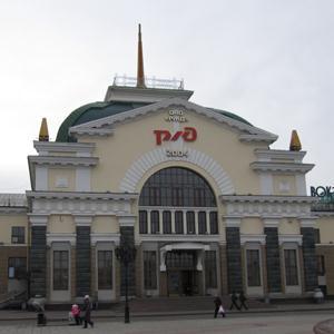 Железнодорожные вокзалы Первомайска