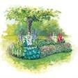 Гостевой дом Визит в Дивеево - иконка «сад» в Первомайске